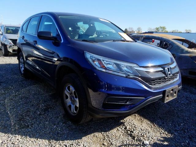 Купить Honda Cr V 2015 г. из США с доставкой и растаможкой под ключ.