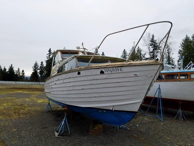 Other Boat salvage cars for sale: 1964 Other Boat
