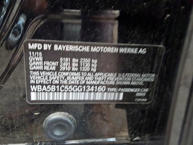 WBA5B1C55GG134160