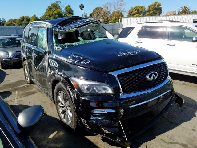 2017 Infiniti QX80 Base for sale in Vallejo, CA