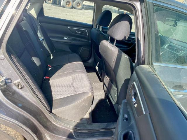 2017 Nissan Altima 2.5 2.5L detail view