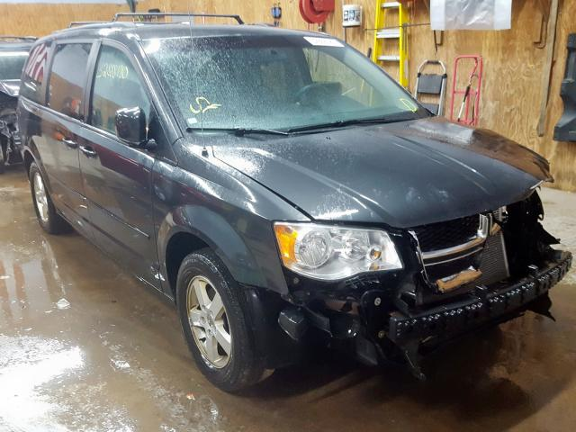Salvage cars for sale from Copart Kincheloe, MI: 2012 Dodge Grand Caravan
