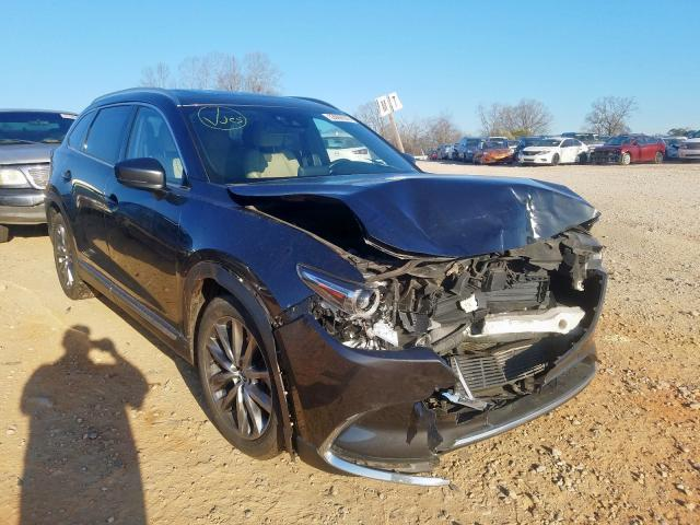Mazda CX-9 Grand Touring salvage cars for sale: 2016 Mazda CX-9 Grand Touring