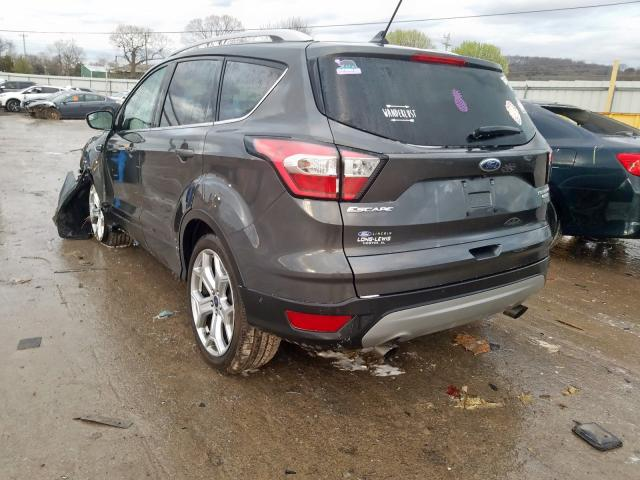 2018 FORD ESCAPE TIT - Right Front View