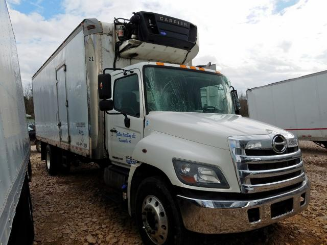 Hino salvage cars for sale: 2017 Hino 258 268