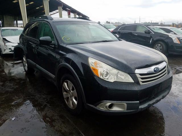 Subaru Outback 2 salvage cars for sale: 2011 Subaru Outback 2