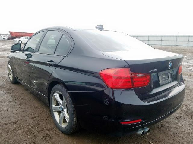 2013 BMW 328 XI - Right Front View