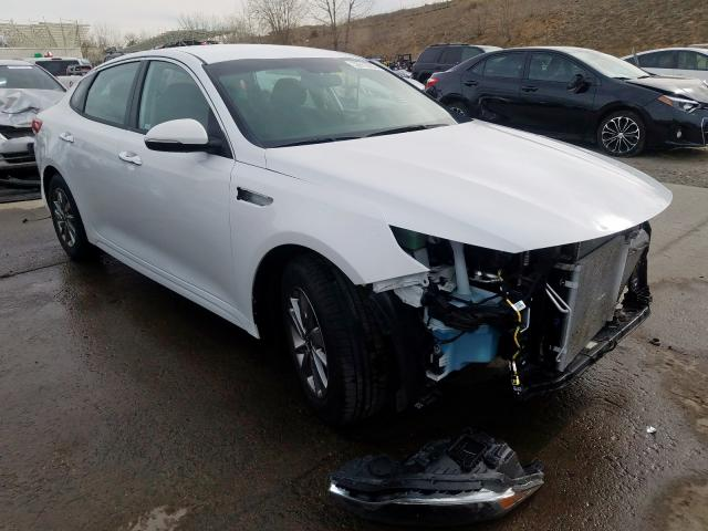 Vehiculos salvage en venta de Copart Littleton, CO: 2018 KIA Optima LX