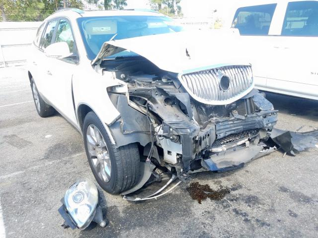 Buick salvage cars for sale: 2012 Buick Enclave