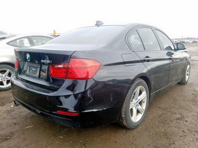 2013 BMW 328 XI - Right Rear View