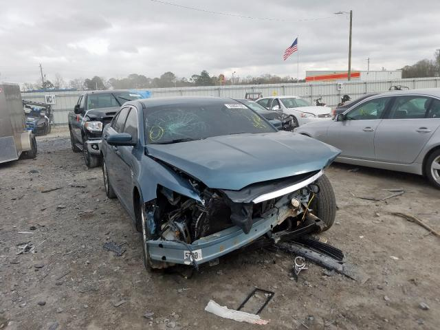 Ford Taurus SEL salvage cars for sale: 2010 Ford Taurus SEL