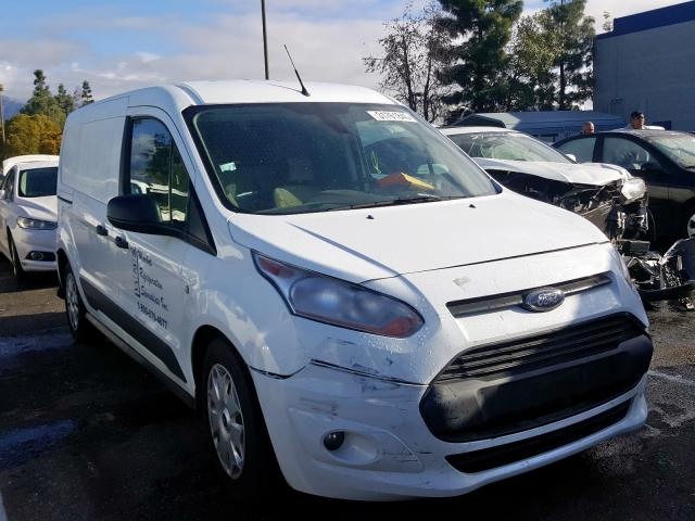 Salvage cars for sale from Copart Rancho Cucamonga, CA: 2017 Ford Transit CO