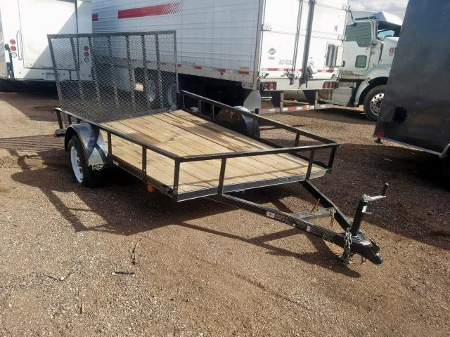 Utility salvage cars for sale: 2018 Utility Trailer