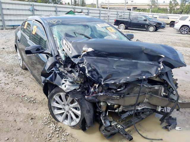 Buick salvage cars for sale: 2016 Buick Lacrosse