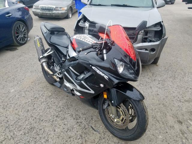 Honda CBR600 F4 salvage cars for sale: 2003 Honda CBR600 F4