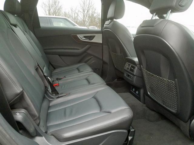 2018 Audi Q7 | Vin: WA1LHAF70JD013979