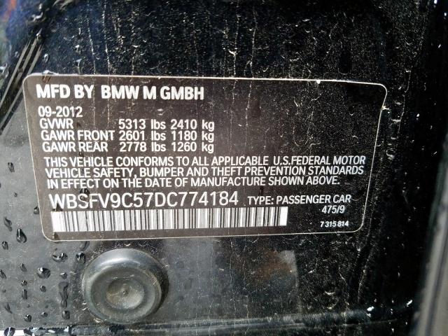 WBSFV9C57DC774184