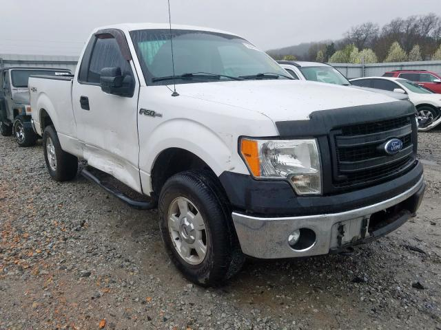 Salvage cars for sale from Copart Prairie Grove, AR: 2014 Ford F150