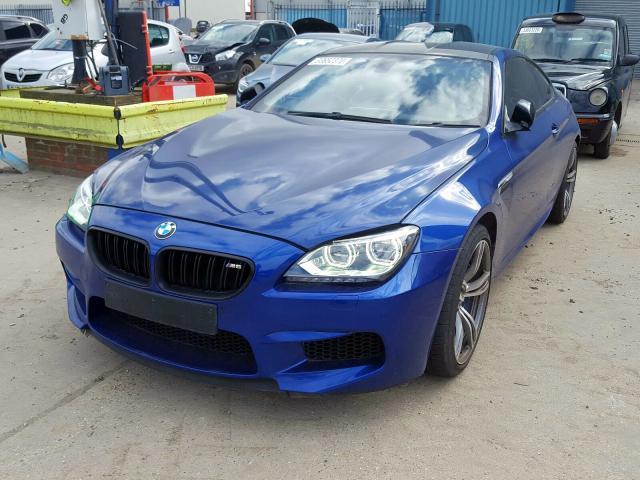 BMW M6 AUTO - 2012 rok