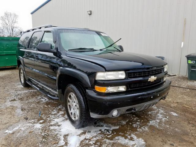 salvage title 2003 chevrolet suburban 4dr spor 5 3l for sale in harleyville sc 33341890 a better bid car auctions