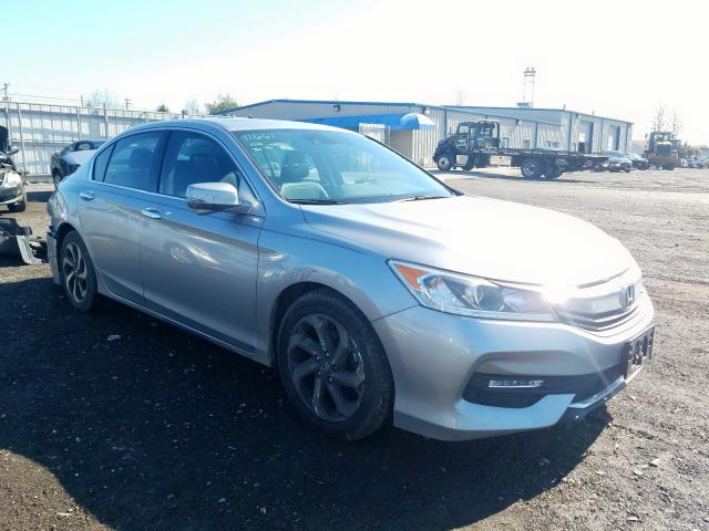1HGCR3F05HA045065 2017 HONDA ACCORD EXL