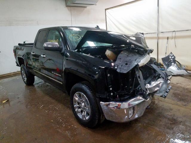 2016 Chevrolet Silverado 5.3L, VIN: 1GCVKREC6GZ264644