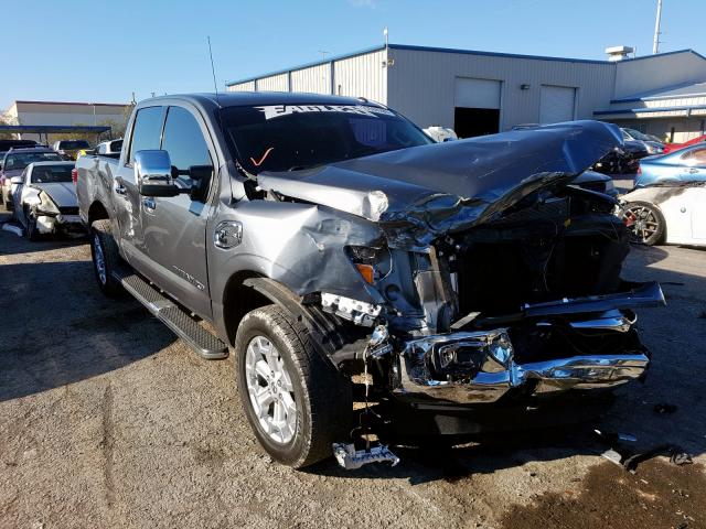 Nissan Titan XD S salvage cars for sale: 2016 Nissan Titan XD S