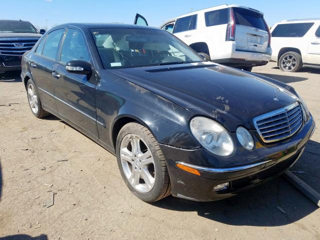 2004 Mercedes-Benz E 500 for sale in Woodhaven, MI