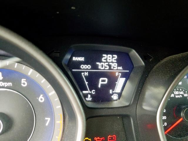 Купить Hyundai Elantra 2013 г. из США с доставкой и растаможкой под ключ.