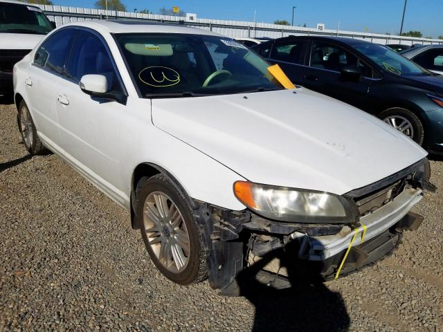 Volvo salvage cars for sale: 2007 Volvo S80 V8