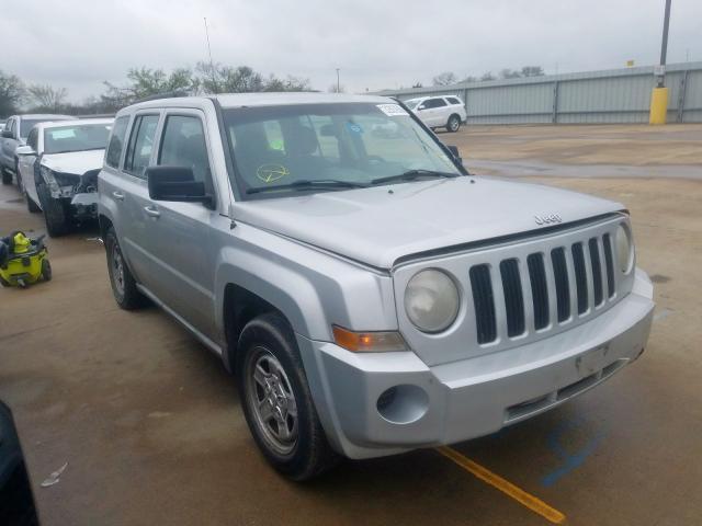 1J4NT2GB3AD666239-2010-jeep-patriot