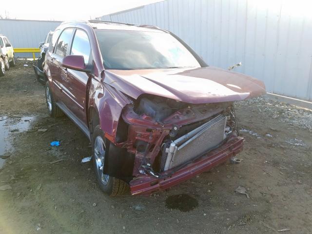 2007 Chevrolet Equinox Lt 3.4L
