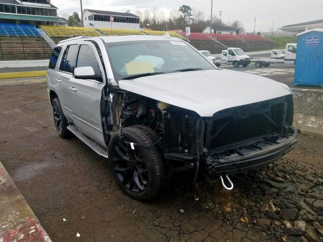 Salvage cars for sale from Copart Concord, NC: 2015 GMC Yukon Dena
