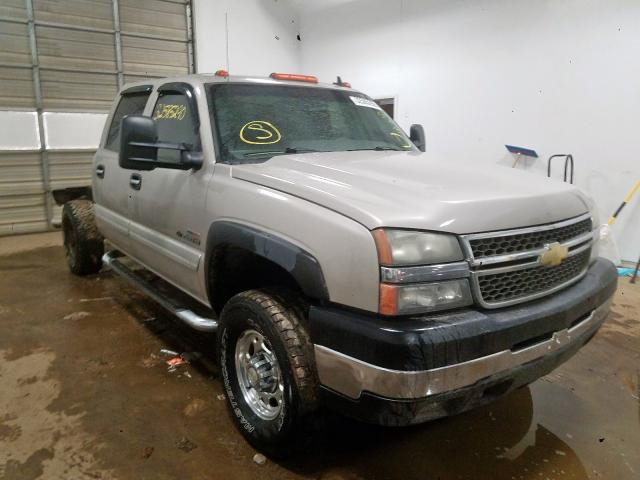2006 Chevrolet Silverado for sale in Davison, MI