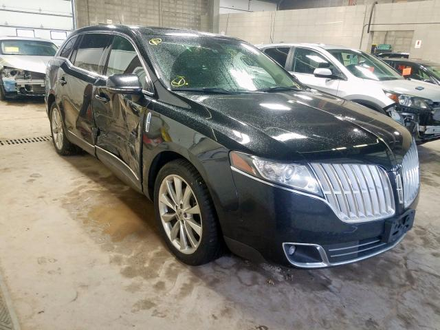 Salvage 2012 Lincoln MKT for sale