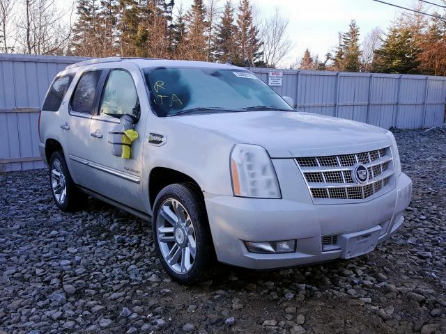 Salvage 2011 Cadillac ESCALADE P for sale