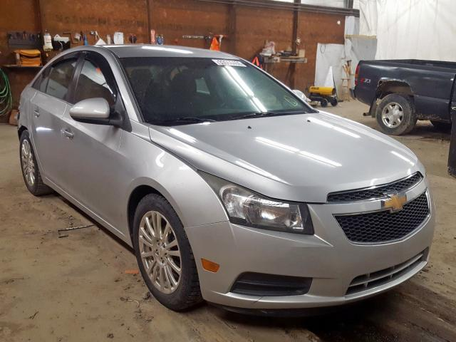 Chevrolet Cruze ECO salvage cars for sale: 2012 Chevrolet Cruze ECO