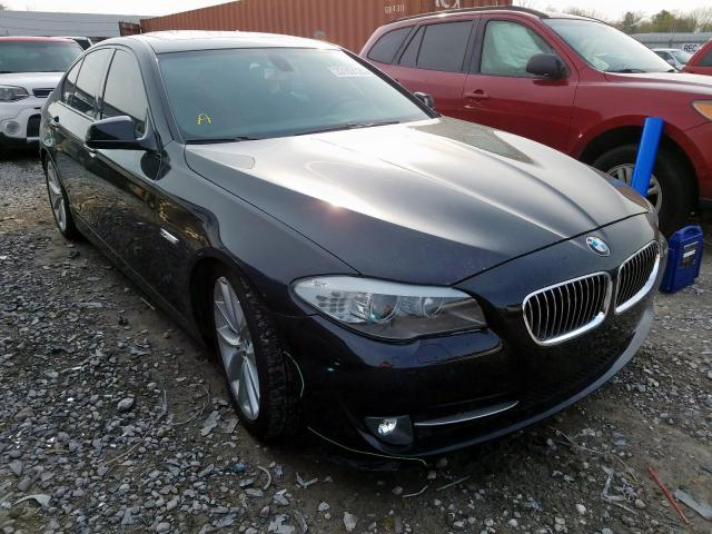 BMW salvage cars for sale: 2012 BMW 535 I