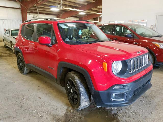 2015 Jeep Renegade L for sale in Lansing, MI