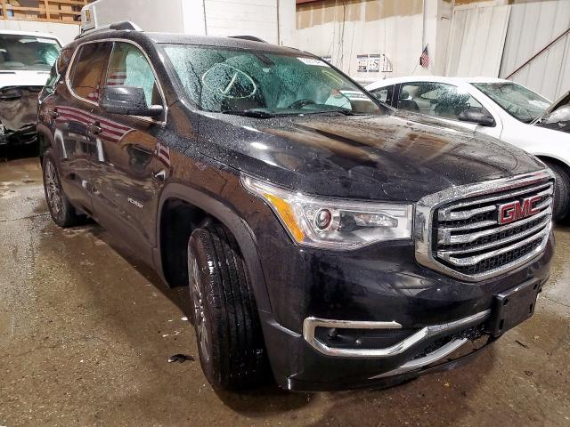 GMC salvage cars for sale: 2019 GMC Acadia SLT