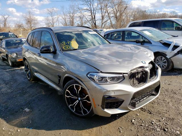 Salvage 2020 BMW X3 M COMPE - Small image. Lot 33725490