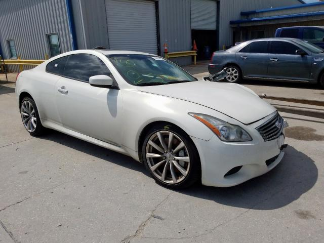 Infiniti G37 Base salvage cars for sale: 2009 Infiniti G37 Base