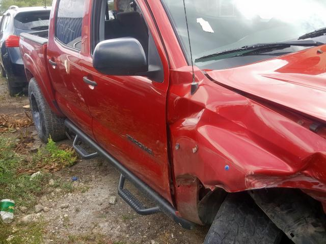 Salvage cars for sale from Copart Kapolei, HI: 2013 Toyota Tacoma DOU