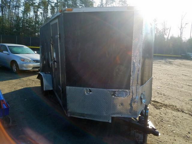 Other Trailer salvage cars for sale: 2010 Other Trailer