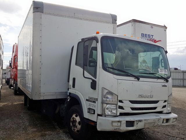 Isuzu salvage cars for sale: 2017 Isuzu NPR XD