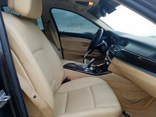 пригнать из сша 2013 BMW 528 I WBAXG5C51DD231712