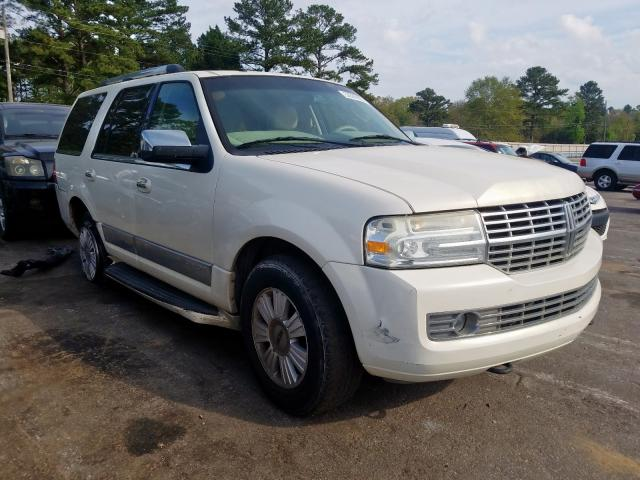 Salvage cars for sale from Copart Eight Mile, AL: 2007 Lincoln Navigator