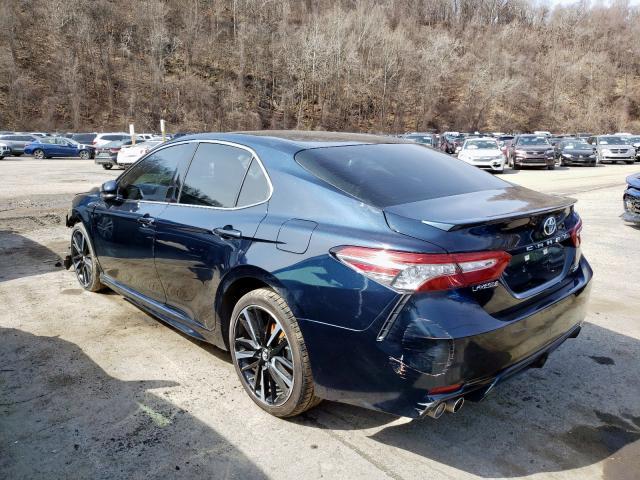 2018 Toyota CAMRY   Vin: 4T1B61HK5JU638821
