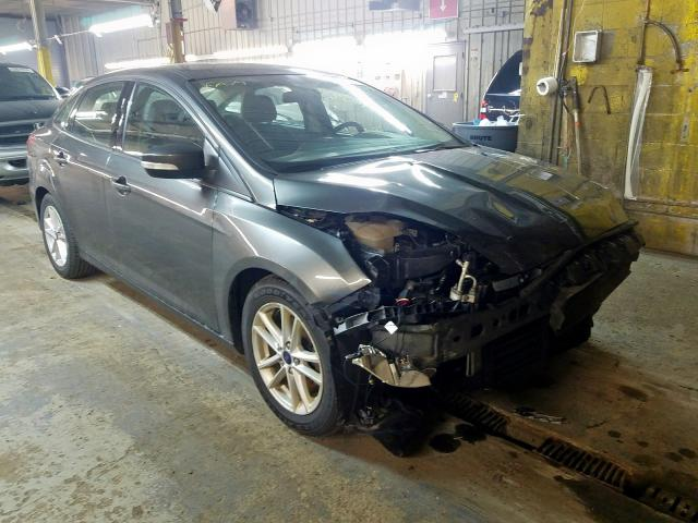 Salvage cars for sale from Copart Fort Wayne, IN: 2016 Ford Focus SE