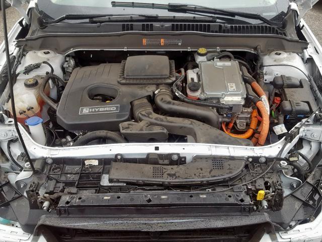 Купить Ford Fusion 2019 г. из США с доставкой и растаможкой под ключ.